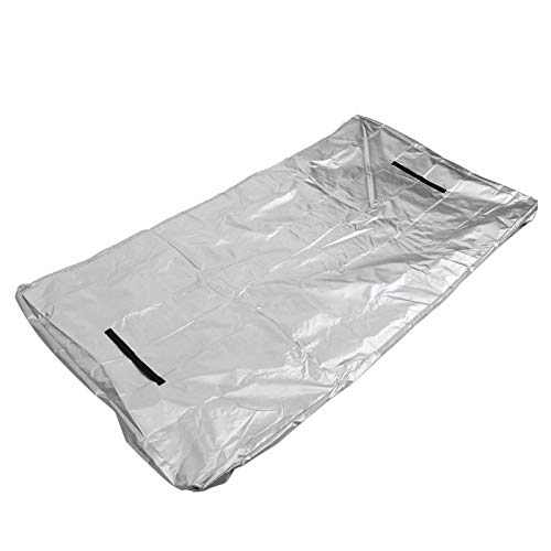 Funda de colchón Reutilizable, Funda de colchón, Hogar para colchón móvil Colchón de Almacenamiento de Dormitorio(196 * 38 * 107cm)