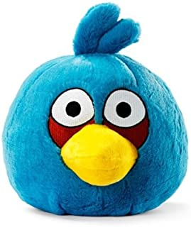 Angry Birds Plush 8-Inch Blue Bird with Sound (Discontinued by manufacturer)