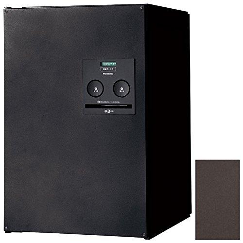 パナソニック(Panasonic) 戸建住宅用宅配ボックス COMBO ミドルタイプ FR(後出し) 右開き エイジングブラウン CTNR4021RMA