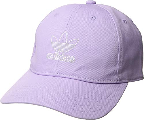 adidas Originals Originals Relaxed Outline Purple Glow/White One Size