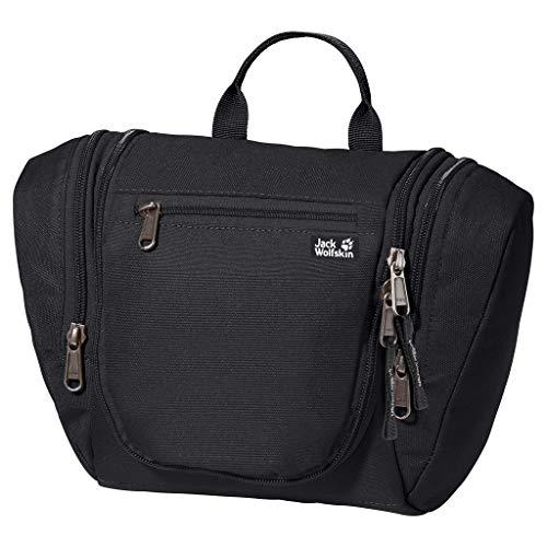 Jack Wolfskin Unisex– Erwachsene Caddie Zusatztasche, Black, One Size