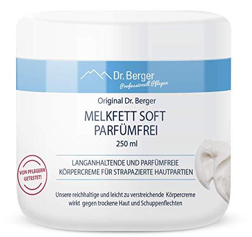 """Dr.Berger Melkfett\""""parfümfrei\"""" neutral"""