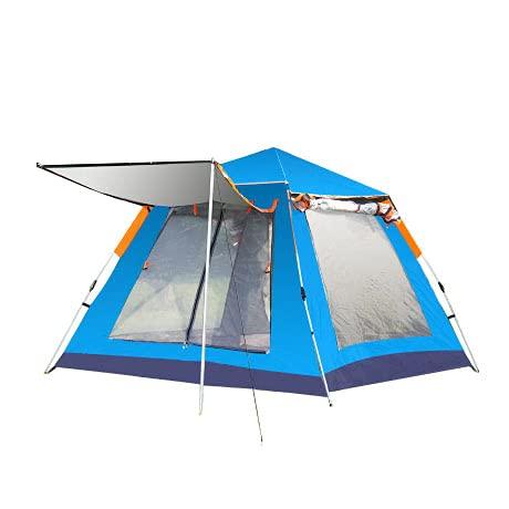 HYWY Camping Zelt im Freien wasserdicht,...