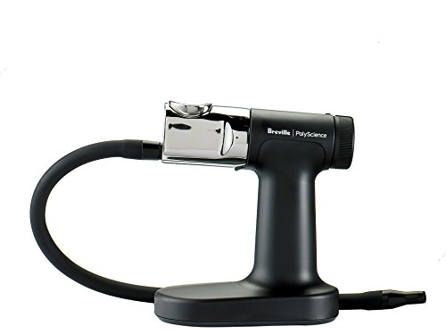 PolyScience Breville Gun Pro Smoke Infuser, Commercial, 0.5 Oz, Black