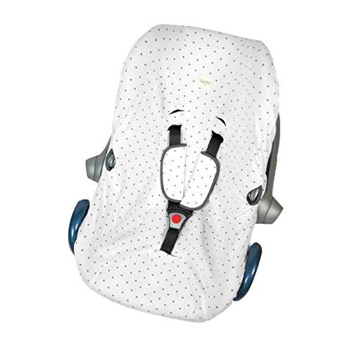 Fundas BCN  - F02 - Fodera Copriseggiolino Auto Maxi-Cosi Cabriofix  - Little Fun Star