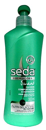 SEDA Cocriacoes Haarcreme Creme mit UV Filter - Detangler 300ml