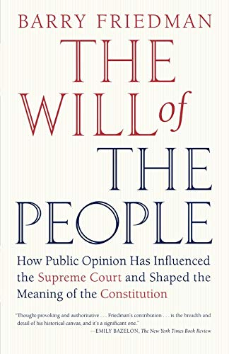 The Will of the People: How Public Opinion Has Influenced...