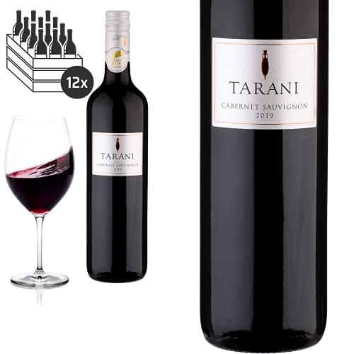 12er Karton 2019 Cabernet Sauvignon von Tarani Vinovalie Vignerons de Rabastens Rotwein