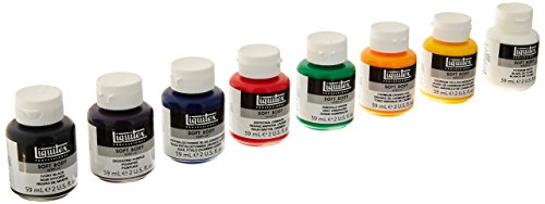 Liquitex Professional Soft Body Acrylic Paint Set, Classic 8