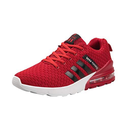 Bequem Sportschuhe für Männer Klettern Laufschuhe Turnschuhe Herren Mode und Atmungsaktives rutschfeste Low-Top Outdoor Schuhe Sneakers Turnschuhe 39-44
