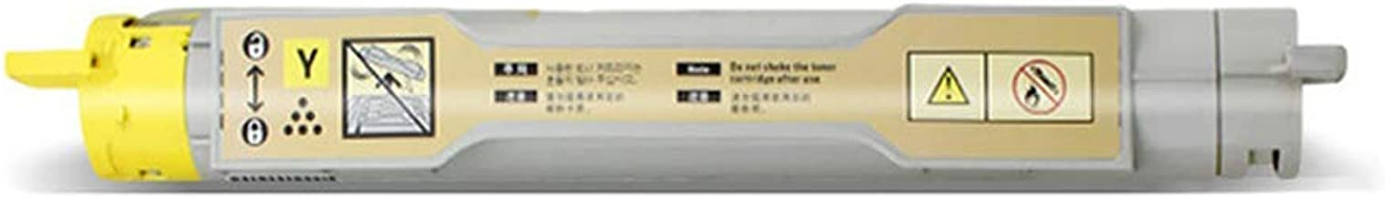 Compatible with Brother TN12 Toner Cartridge for Brother HL-4200 Color Laser Printer Toner Cartridge,4Colors,Yellow