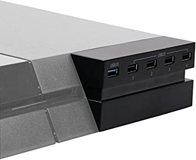 5 Port USB Hub For PlayStation 4
