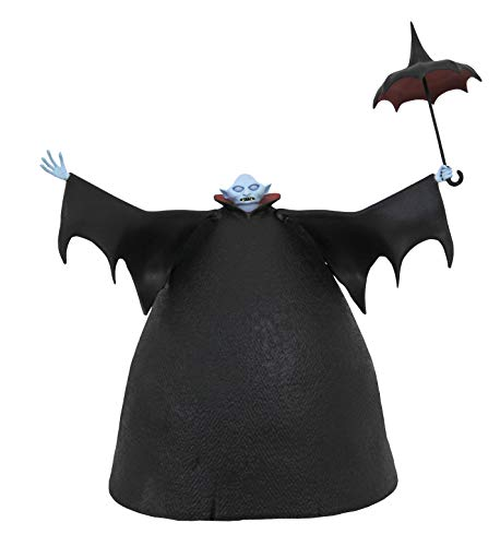 DIAMOND SELECT TOYS The Nightmare Before Christmas: Big Vampire Select Action Figure, Multicolor