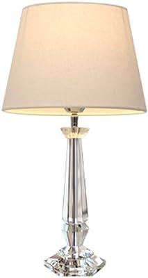 Lampade da tavolo Americana Ciondolo in Vetro Camera da Letto Lampada da Comodino Creativa Europea Semplice Decorativi abat-Jour HUYP