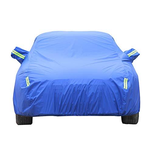 Funda para Coche Compatible con la cubierta del coche de Mercedes-Benz SL65 AMG convertible for cualquier estación engrosamiento de protección impermeable de protección solar anti-lluvia helada y al p