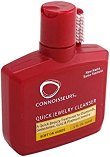 Best connoisseurs quick jewelry cleaner Reviews