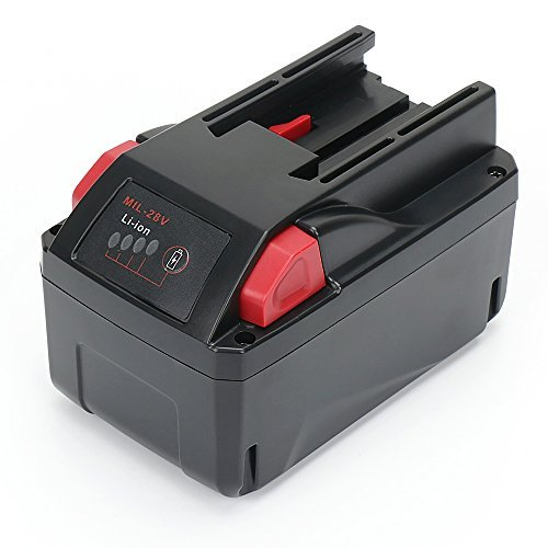 Batterie 24v 3300mah remplace AEG Milwaukee 4932373558 4932399025 bbh24