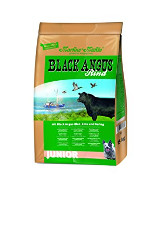 Markus Muhle dogfood Black Angus Junior puppies 15kg