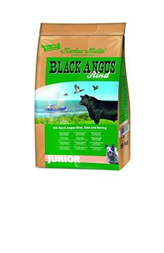 Markus Muhle dogfood Black Angus Junior puppies 15kg