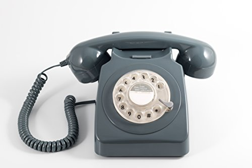 Retro Telefon mit Wählscheibe thumbnail