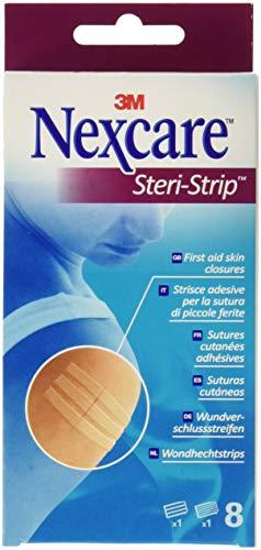 Nexcare N150C Steri-Strip wondsluitingsstrips 8 stuks
