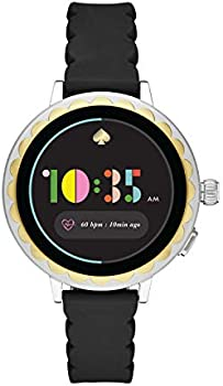 Kate Spade New York Gen 4 Scallop 2 HR Leather Women's Smartwatch