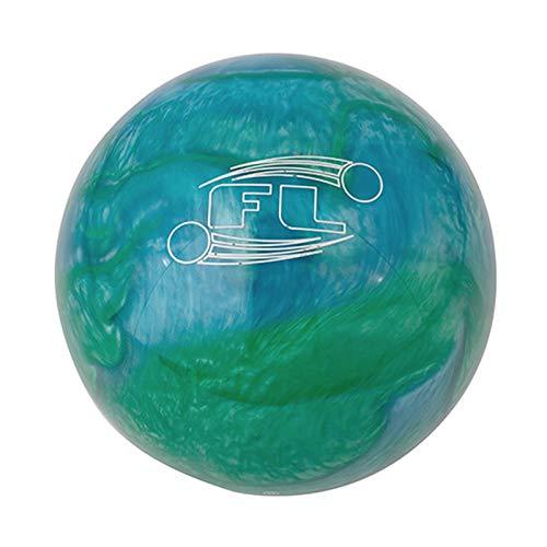 Bowl Bowling-Ball Blau Grün Bowling-Kugel für Einsteiger und Profis 9-12pounds A,12lbs