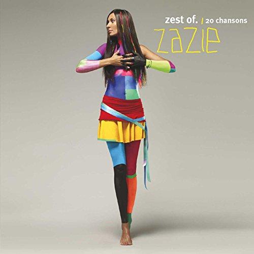 Zest Of Zazie - Coffret collector 2 CD + 1 DVD