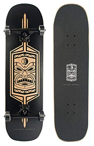 JUCKER HAWAII Skateboards - Street & Cruiser Skateboards Complete (JUCKER HAWAII Skateboard NUHA POHAKU Complete)