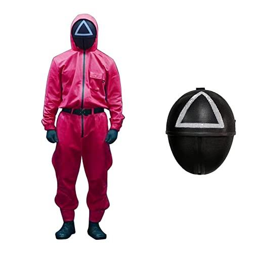XINH Squid Game Costume De Cosplay DAnime, Costume De Jeu De