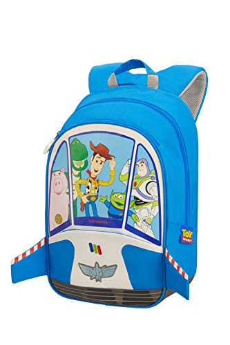 Samsonite Disney Ultimate 2.0 - Kinderrucksack S+, 37 cm, 11 L, Blau (Toy Story Take-Off)