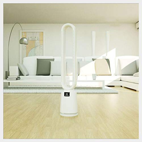 Huishouden koelventilator afstandsbediening mute en timer functies, 9-speed windsnelheid control, UV-lamp ontwerp, met anti-muggen effect, geschikt for thuis, kantoor en slaapkamer