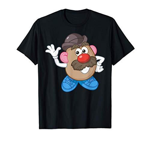 Mr. Potato Head Simple Portrait T-S…