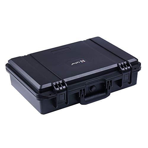 Lykus HC-4410 Waterproof Hard Case with Customisable Foam Insert, Interior...