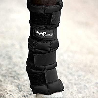 HORZE Finntack Pro Cooling Therapy Ice Wrap for Horses - 1 Size - Single