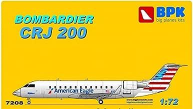 BOMBARDIER CRJ 200 AMERICAN EAGLE 1/72 BPK 7208