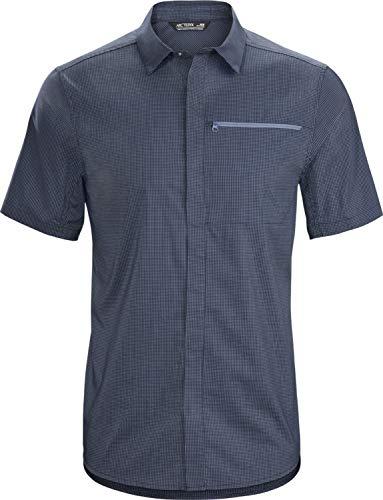 Arc'teryx Herren Kaslo Shirt SS Men's, Cobalt Moon, M