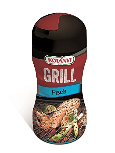 Kotanyi Grill Fisch Streudose 80g
