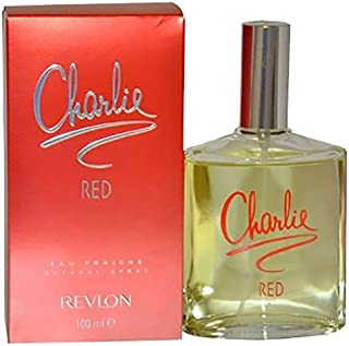Charlie red by Revlon for women EDT 100ml