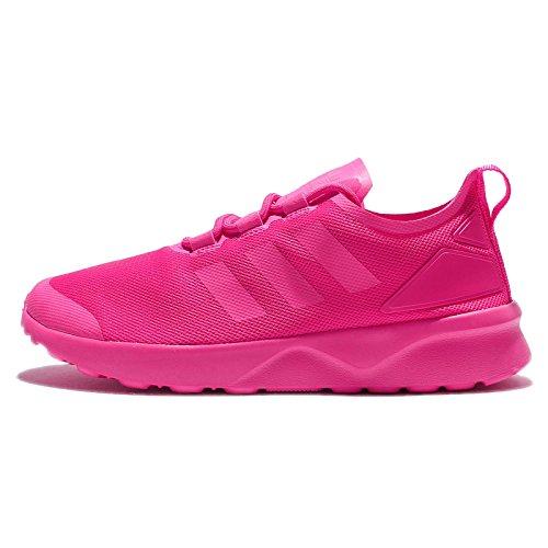 adidas Damen ZX Flux ADV Verve Sneaker, Pink (pink pink), 36 2/3 EU