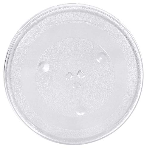 "12.4"" Microwave Oven Turntable Replacement Glass Plate 