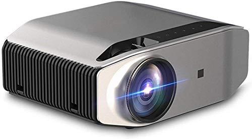 Wifi Bluetooth proyector nativo 1080p Full HD 8000 lúmenes 2 proyector de vídeo soporte 4K 300 pantalla 60% zoom para PPT presentación PC PS4