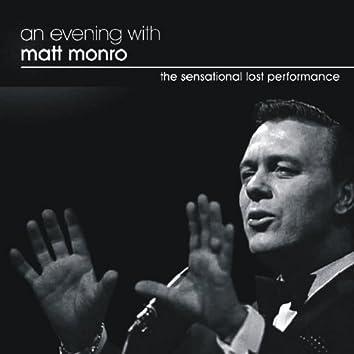 An Evening With Matt Monroe