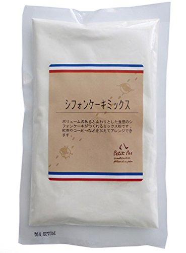 プティパ シフォンケーキミックス 250g