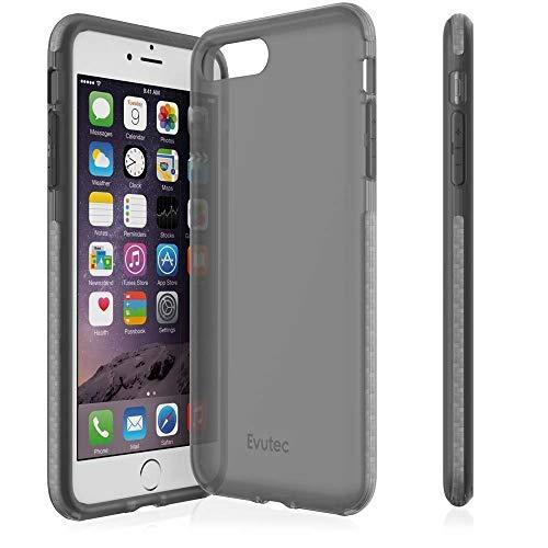 Evutec SELENIUM krasbestendig lichtgewicht beschermend hoesje voor Apple iPhone 7 Plus - rook zilver