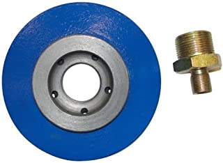 Complete Tractor 1109-0500 Oil Filter Adapter Kit, Blue