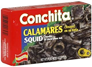 Conchita Calamares En Su Tinta 4 oz