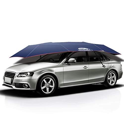 Automatische auto paraplu's, mobiele kap zonnescherm, zon en UV vizier - houd uw auto koeler 165