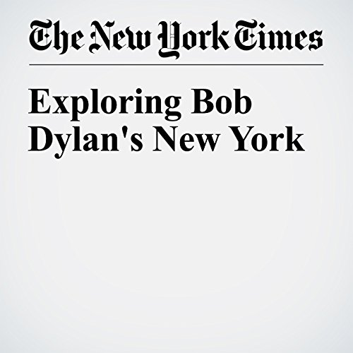 Exploring Bob Dylan's New York cover art