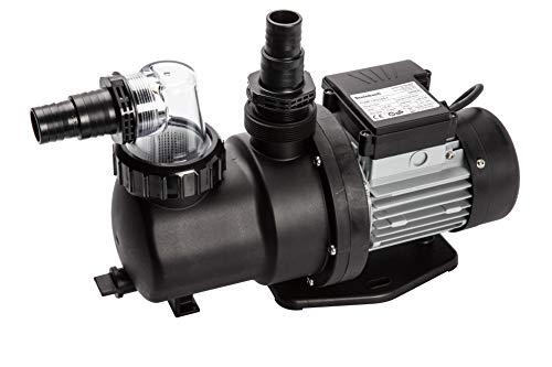 Steinbach Filterpumpe SPS 100-1, selbstsaugend, 230 V/550 W, Q= 158 l/min, max. Pumphöhe 10 m, 040922